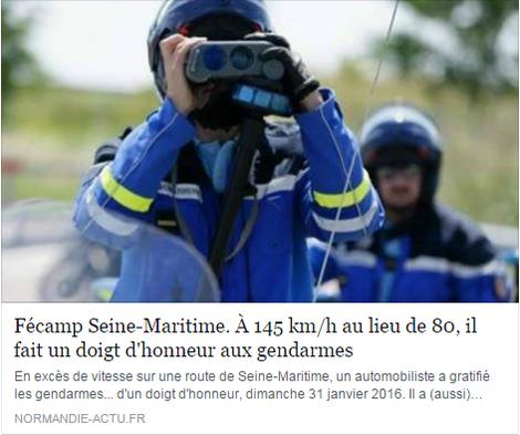 doigts d'honneur gendarme_resultat