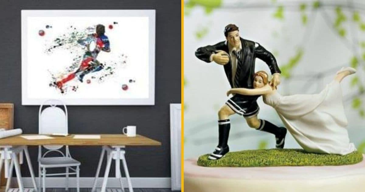 Top 30 Des Meilleurs Cadeaux A Faire A Un Fan De Rugby