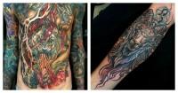une-tatouage