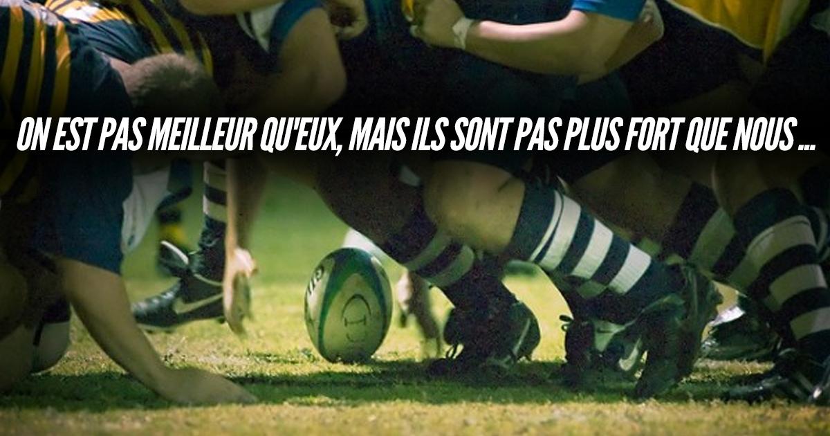 Top 20 Phrases Cultes Des Entraineurs De Rugby Citations