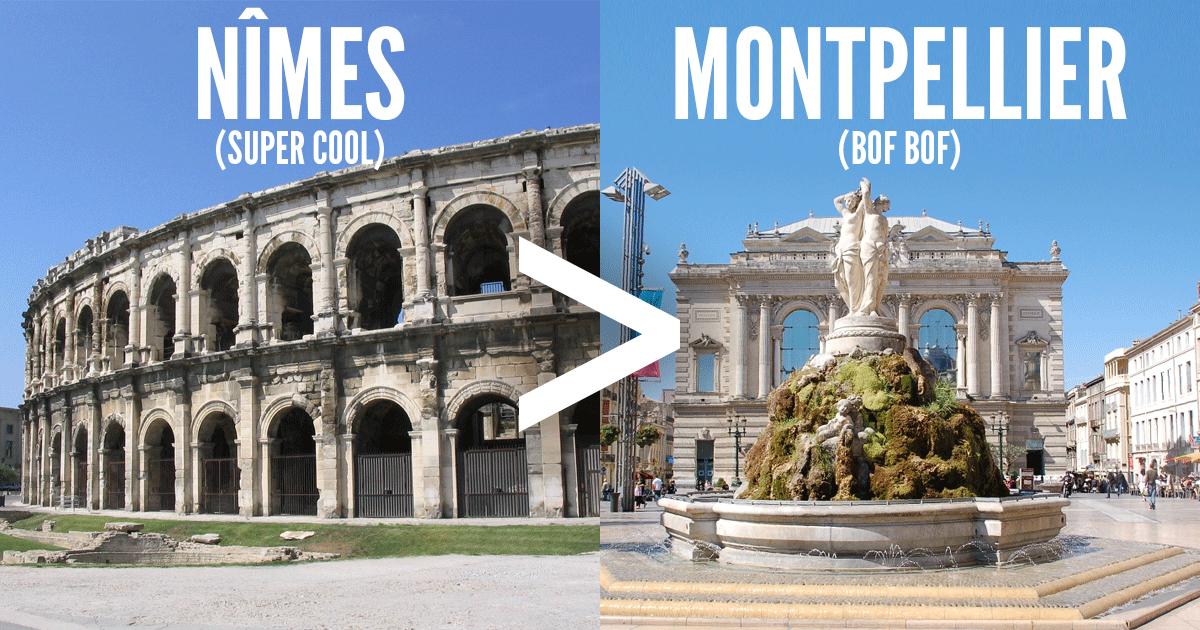cite de cul Nîmes