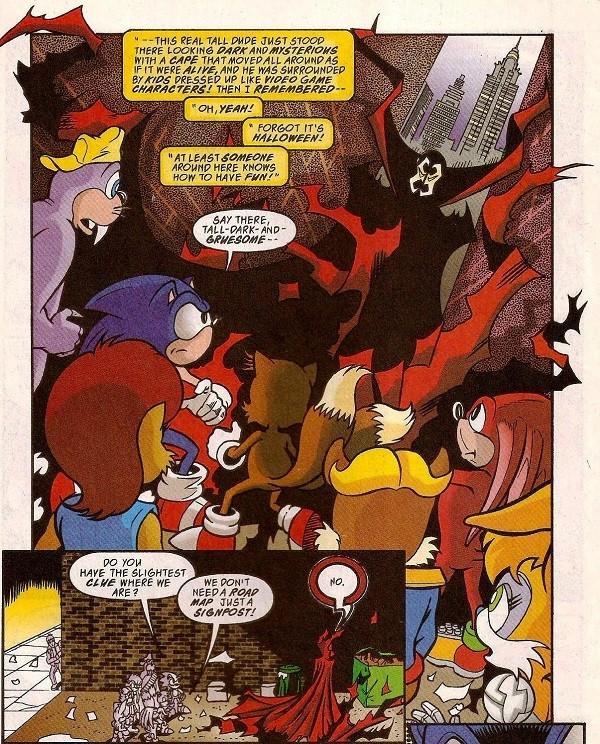 Sonic-Spawn