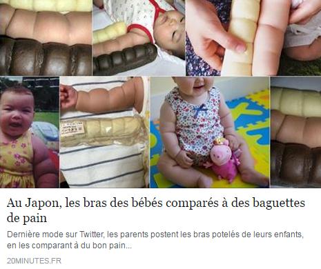 baguettes japon