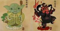 estampe-chinoise-star-wars-personnage