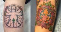 tatouage-simpson-fan