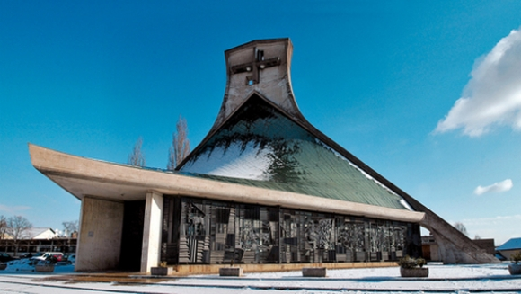 Eglise St-Jean, Dole, Jura