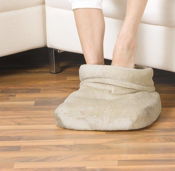 chauffe-pieds-massage