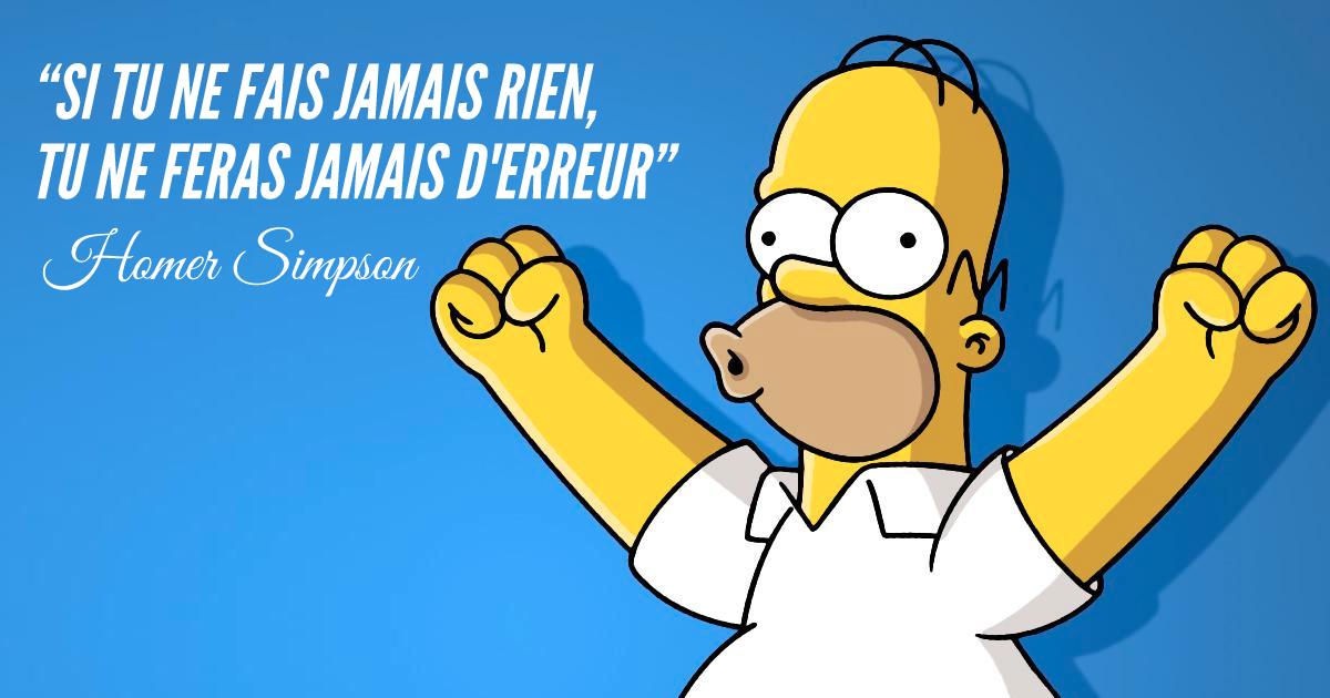 Top 10 Des Citations Philosophiques D Homer Simpson De