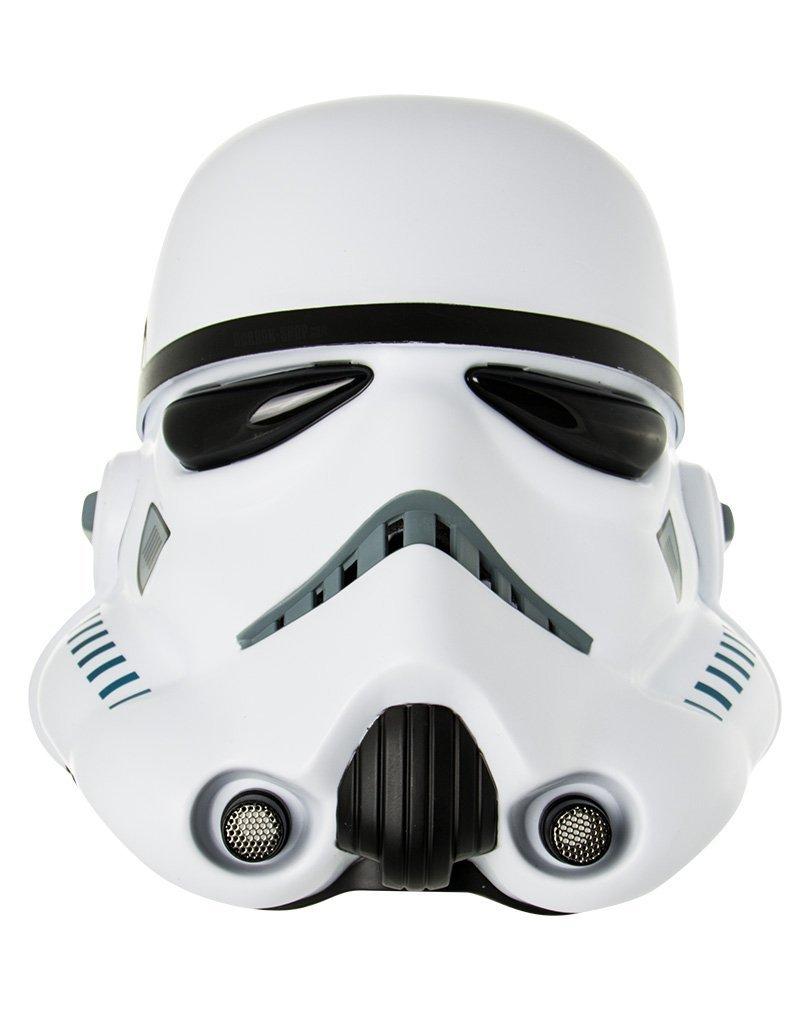un casque de sormtrooper pour les papas fans de star wars. Black Bedroom Furniture Sets. Home Design Ideas