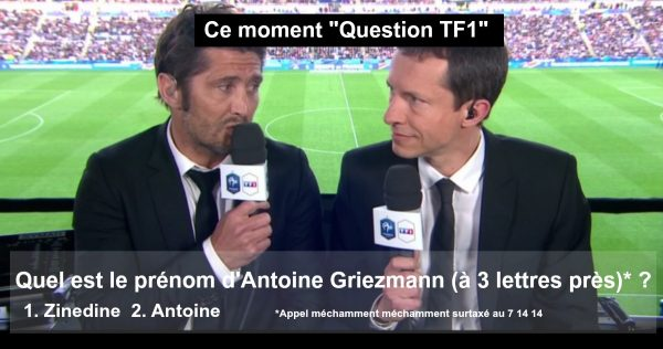 Question TF1