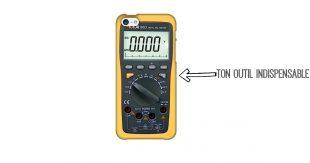 coque amperemetre