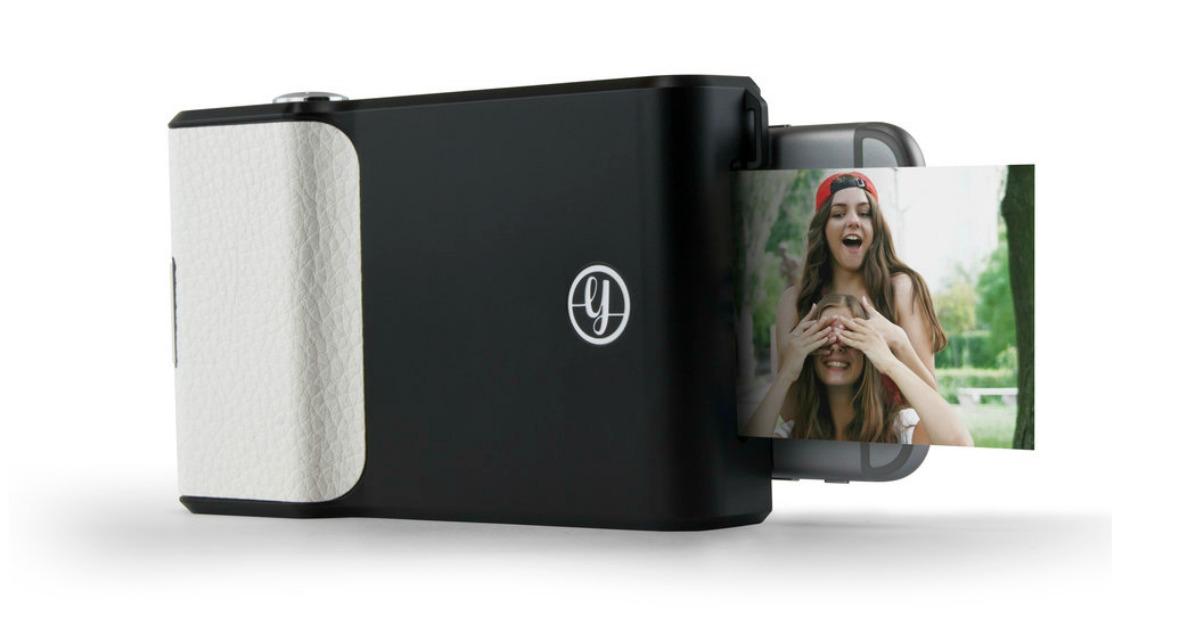 une coque de t l phone qui imprime instantan ment les photos topito. Black Bedroom Furniture Sets. Home Design Ideas