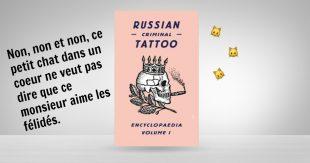 tatouage russe