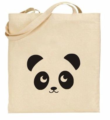PaNDA-Beige-Sac fourre-tout de Rhino et Mugsy- Amazon.fr- Vêtements et accessoires