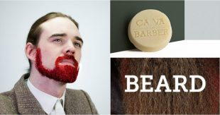 collage barbe