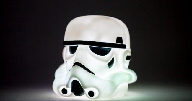 Une DécoréeTopito StormtrooperMais DécoréeTopito StormtrooperMais Lampe Une Lampe StormtrooperMais Une Lampe rCstxhQd