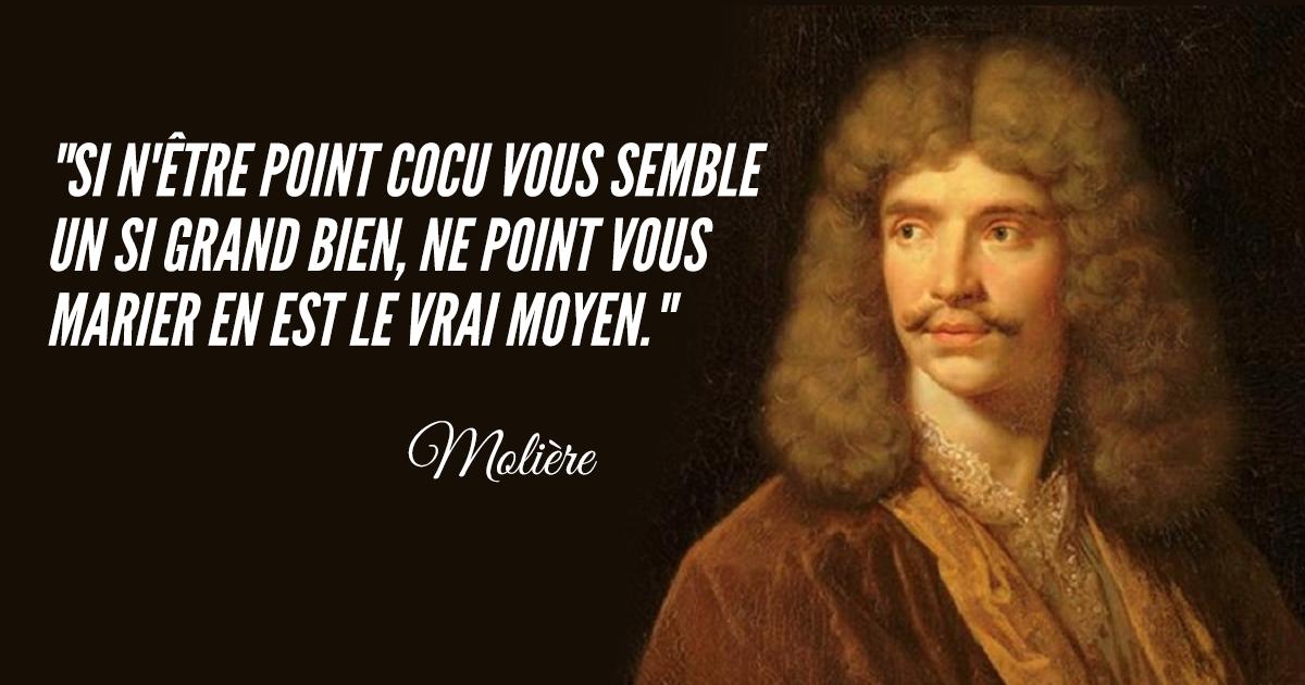 Top 15 Des Citations De Moliere Coucou Jean Baptiste