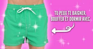 une_short