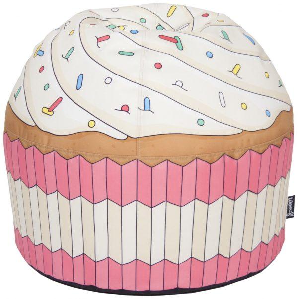 Un pouf cupcake topito - Pouf fatboy pas cher ...
