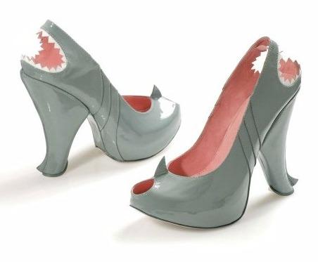 Shark - footwear