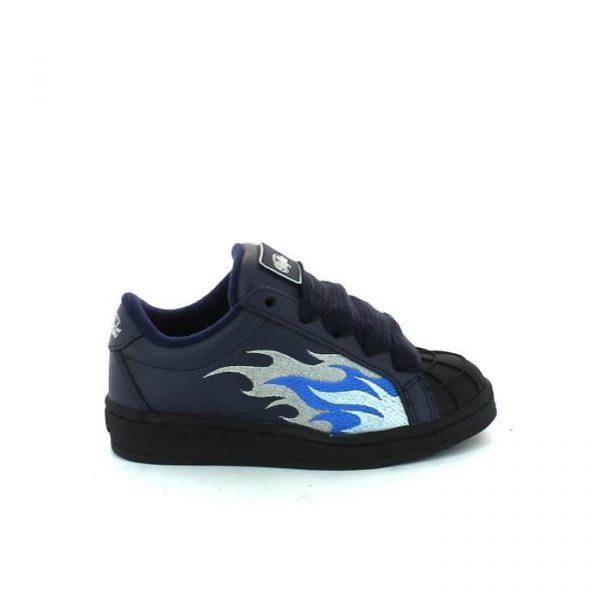 basket-basse-buffalo-2410-kid-fl-bleu