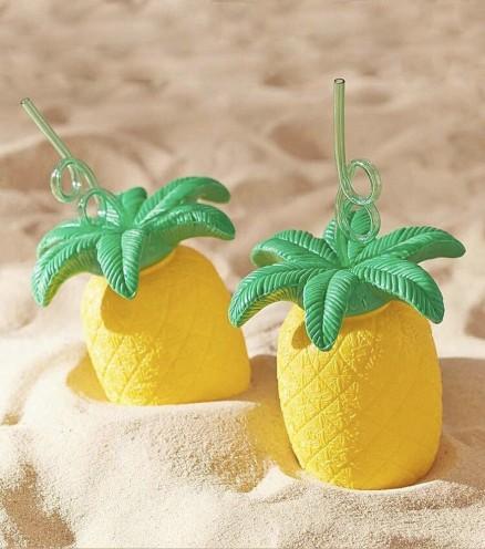 gourde-ananas