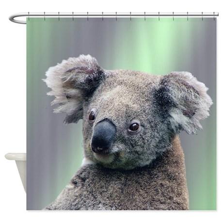 koala_bear_shower_curtain