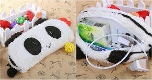 panda trousse