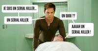 Michael C. Hall as Dexter Morgan and Jennifer Carpenter as Debra Morgan in Dexter (Season 8, episode 12) - Photo: Randy Tepper/Showtime - Photo ID: Dexter_812_1076