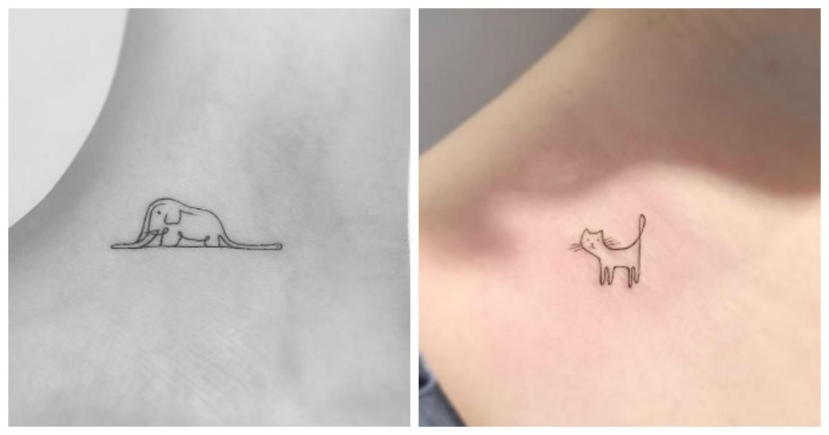 tatouage voyage minimaliste. Black Bedroom Furniture Sets. Home Design Ideas
