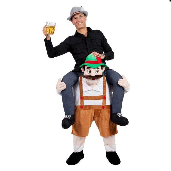 Top 40 des plus beaux costumes gonflables pour adulte topito - Deguisement en o ...
