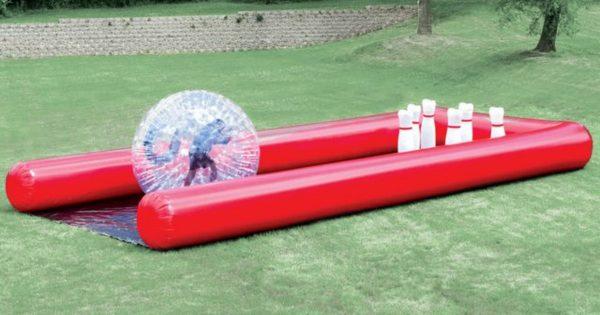bowling géant