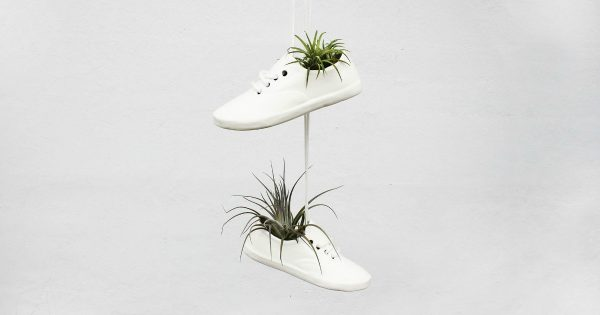 chaussure-fleur