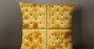 coussin cracker
