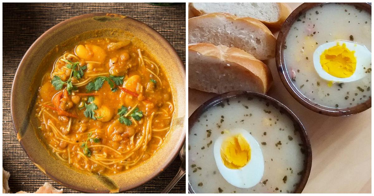 Top 10 des meilleures soupes travers le monde le tour du monde la louche topito - Top 10 des cuisines du monde ...