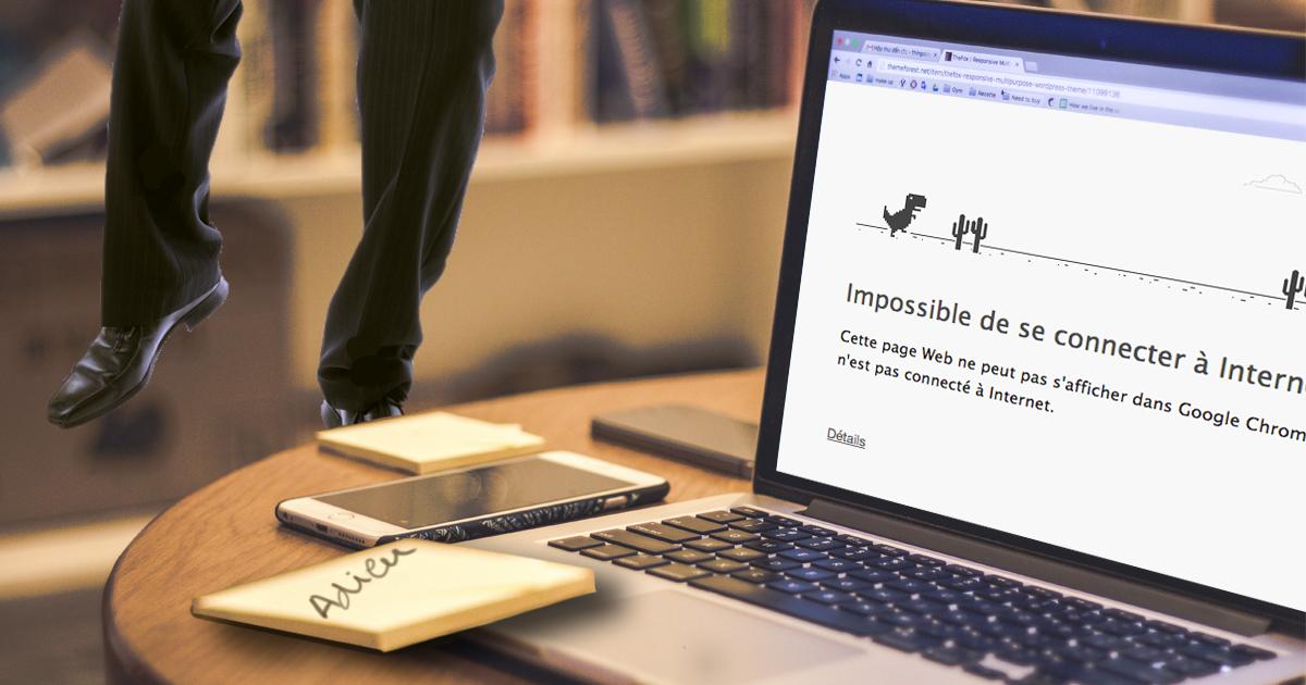 Top 15 Des Etapes Par Lesquelles On Passe Quand On N A Pas Internet