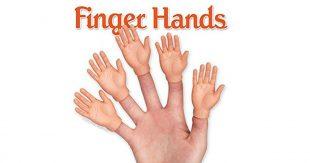 fingerhand