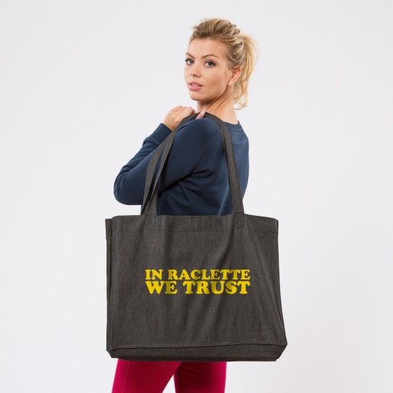 un sac pour les raclette lovers topito. Black Bedroom Furniture Sets. Home Design Ideas