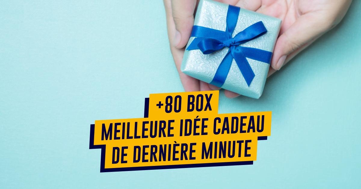 topito cadeau noel 2018 Top 80+ des meilleures box à abonnement, le cadeau original qui  topito cadeau noel 2018