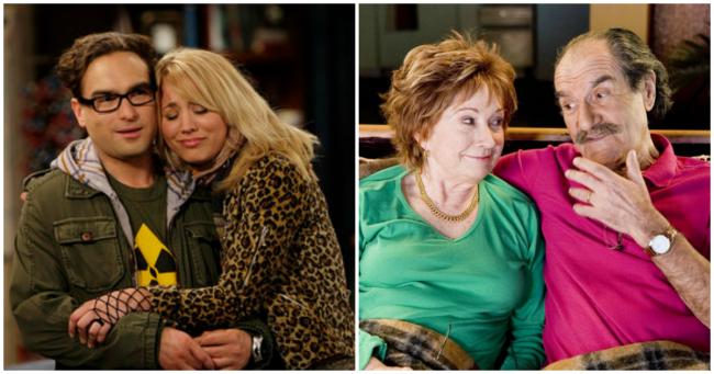Top 10 des couples de séries les plus insupportables, ceux qu'on a envie de broyer