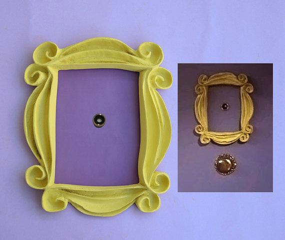 Le cadre de l 39 appartement de monica dans friends topito for Donde venden espejos