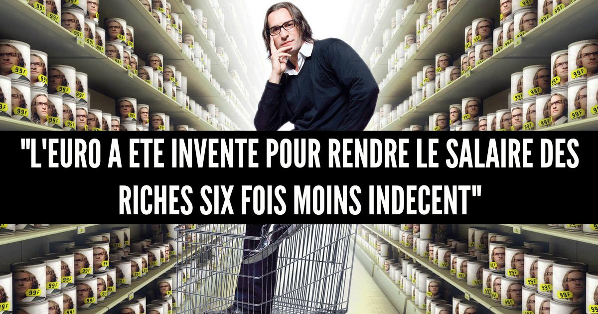 Top 15 des meilleures r pliques de 99 francs encore jean for Jean dujardin 99 francs streaming