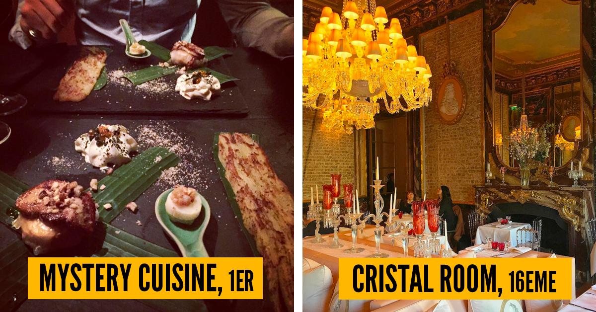 top 60 meilleurs restaurants romantiques de paris pour un repas en amoureux topito. Black Bedroom Furniture Sets. Home Design Ideas
