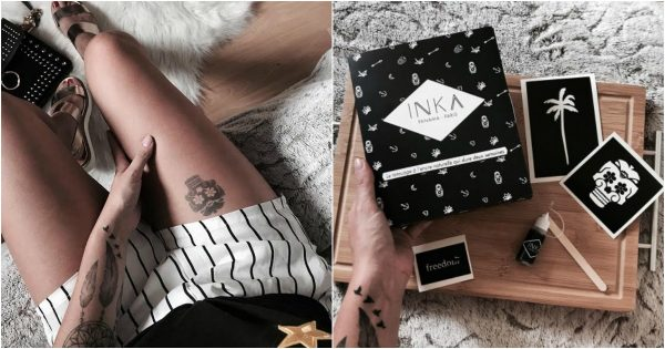 Prix tatouage éphémère personnalisable amazon