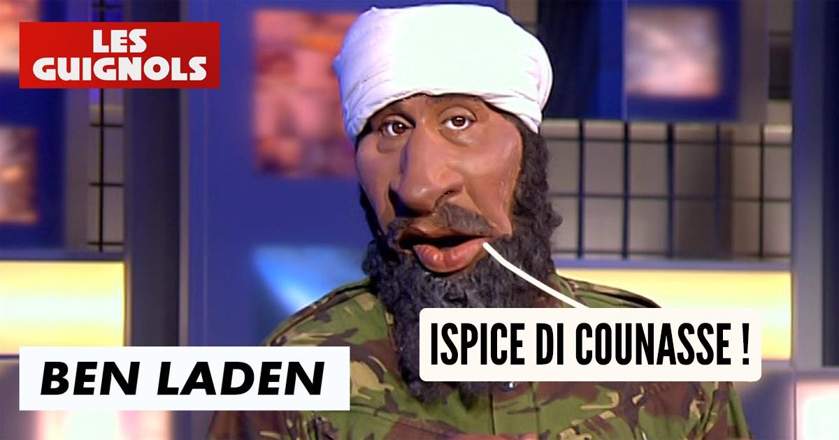 humour de merde avec un terroriste