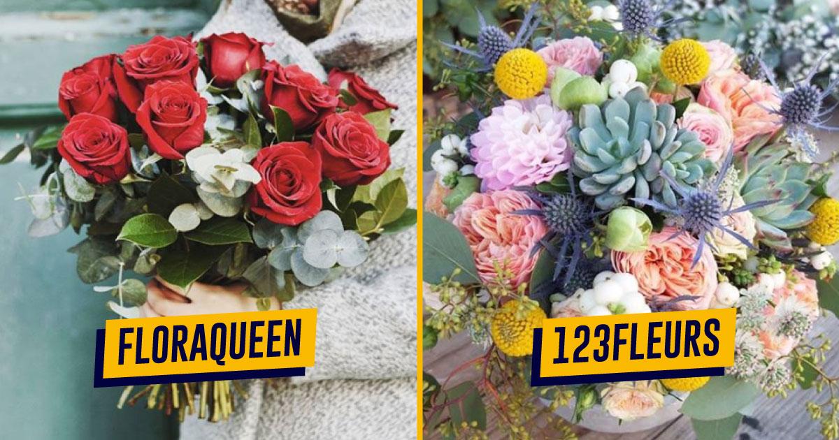 Top 10 Des Meilleurs Sites Pour Acheter Des Fleurs En Ligne Topito