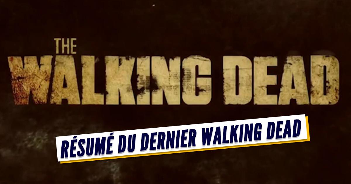 walking dead resumes - 28 images - the walking dead saison 5 r 233 ...