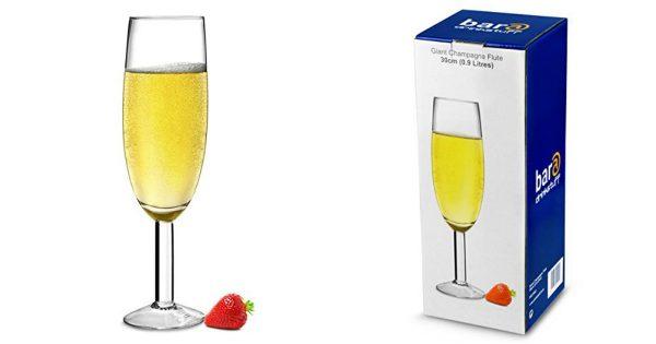 Une coupe de champagne g ante topito - Combien de calories dans une coupe de champagne ...