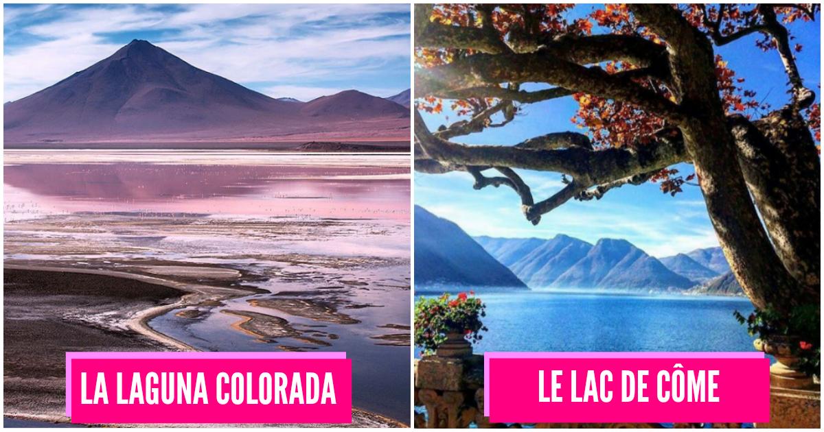 top 10 des lacs sublimes qu 39 il faut avoir vus avant de mourir enfin en tout cas on peut essayer. Black Bedroom Furniture Sets. Home Design Ideas