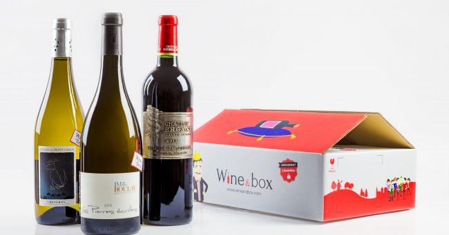 Une Box Pour Dcouvrir Trois Bouteilles De Vin Chaque Mois La Wine